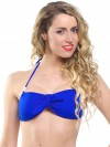 Extra bow blue (for bandeau or in your hair) 1
